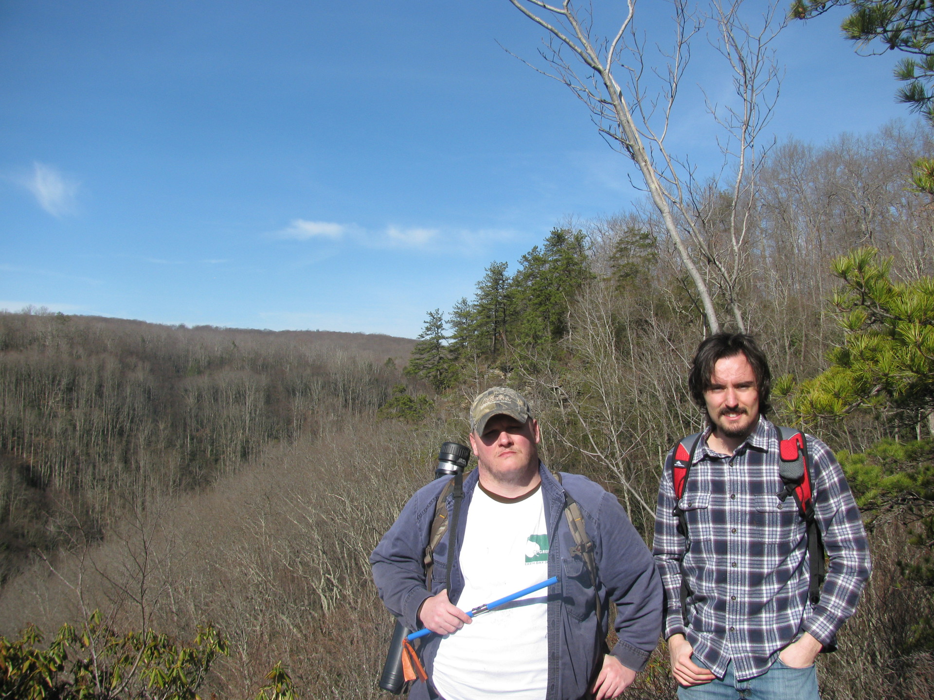 Spring Break Field Research at Babcock State Park